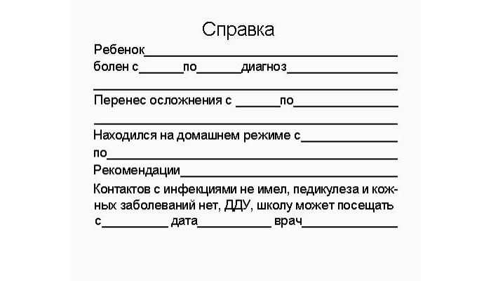 Как написать объяснительную записку от родителей в школу