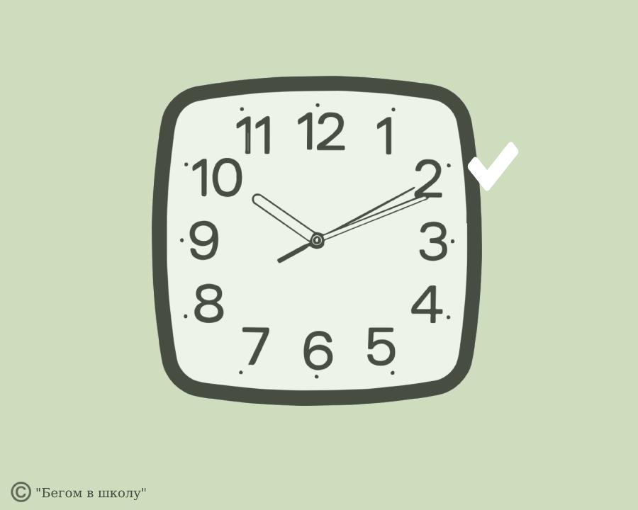 Расписание звонков в школе по времени в 2019 году
